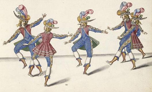 théâtre danse costumée