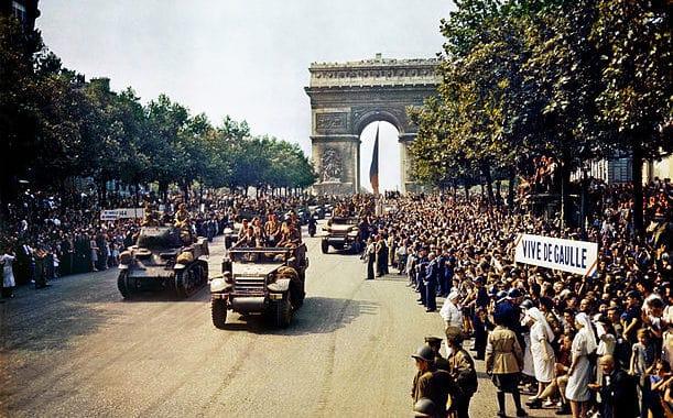 histoire deuxième guerre mondiale