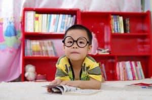 lecture enfant maternelle