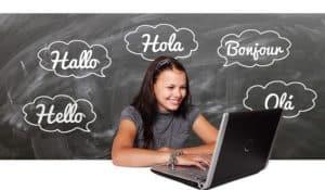 langues vivantes apprentissage