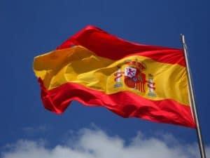 langues vivantes drapeau espagnol