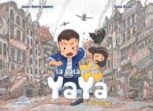 bd jeunesse la balade de yaya