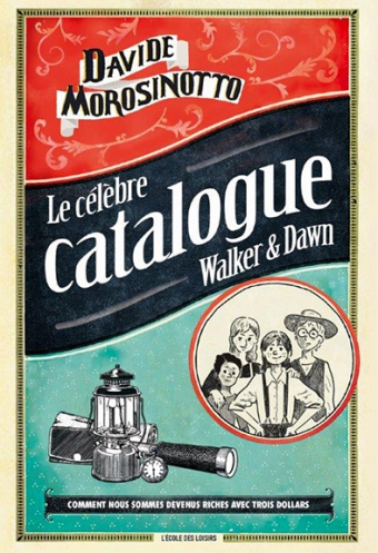livres noel le célèbre catalogue walker and dawn