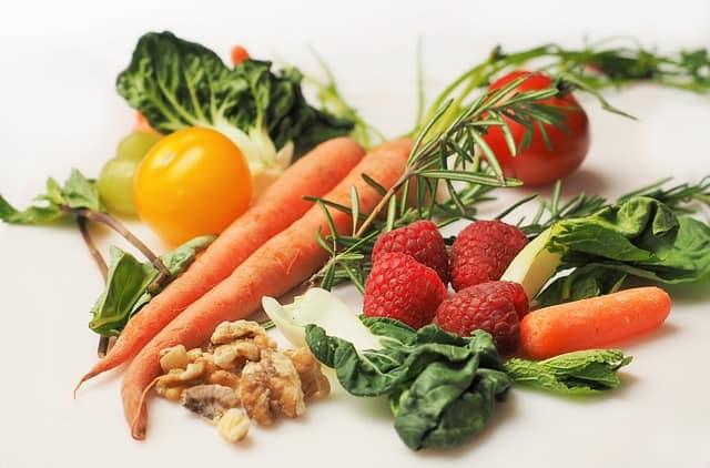 cantine fruits et légumes