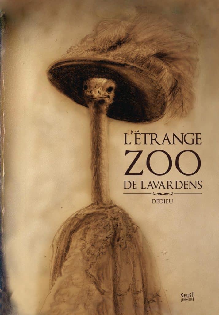 romans graphiques l'étrange zoo de lavardens
