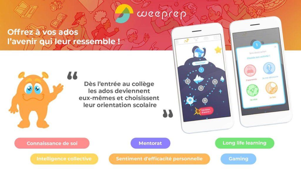 startup weeprep