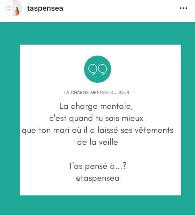 mères taspensea instagram