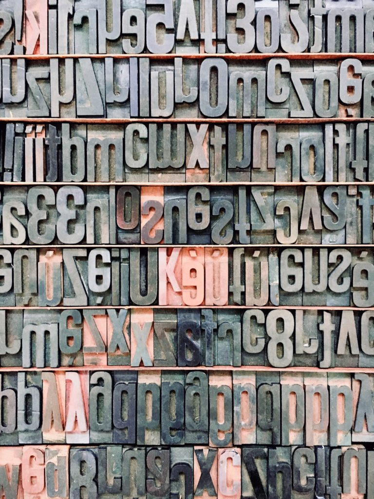 lettres inversées dyslexiques