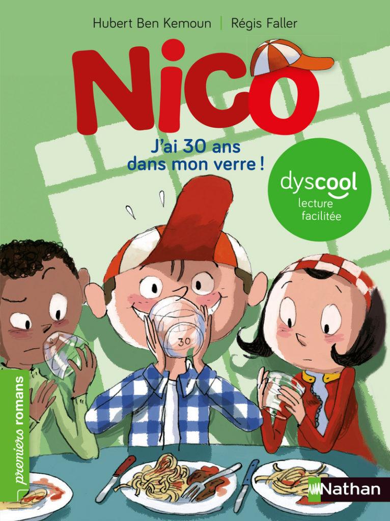 Hubert Ben Kemoun Nico dyscool Nathan dyslexiques