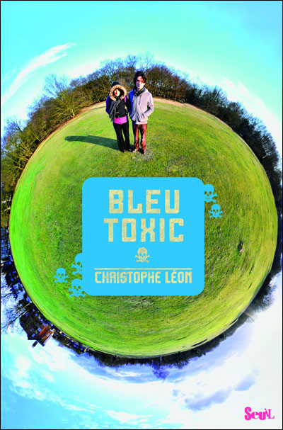 bleu toxic écologie