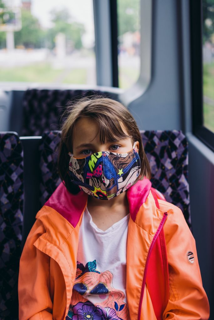 ados masques rentrée